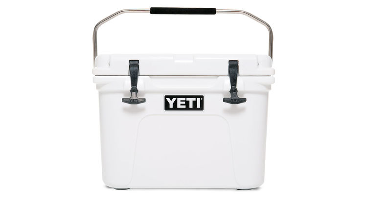Enter to win a FREE YETI cooler!