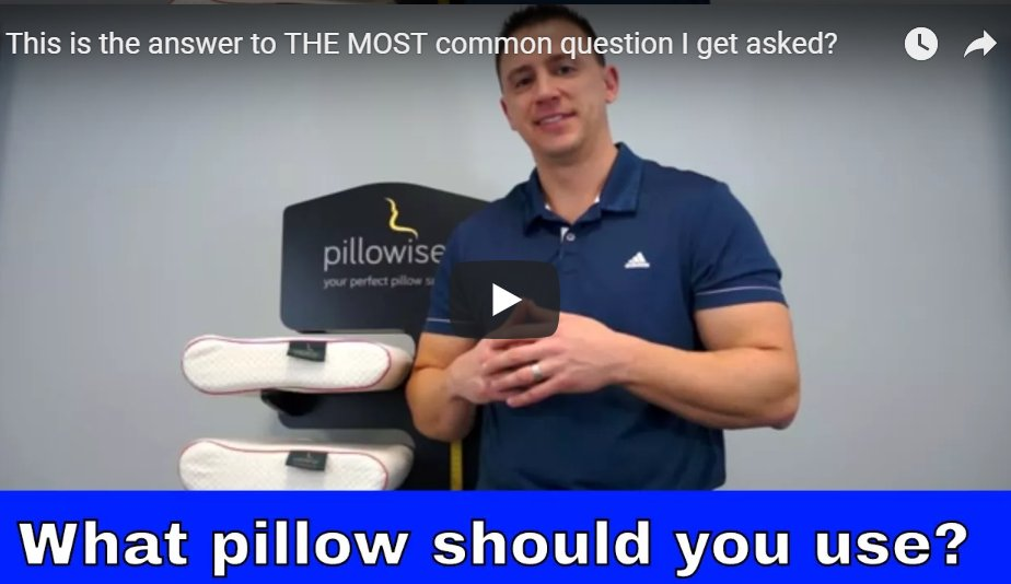 The Perfect Pillow for You!